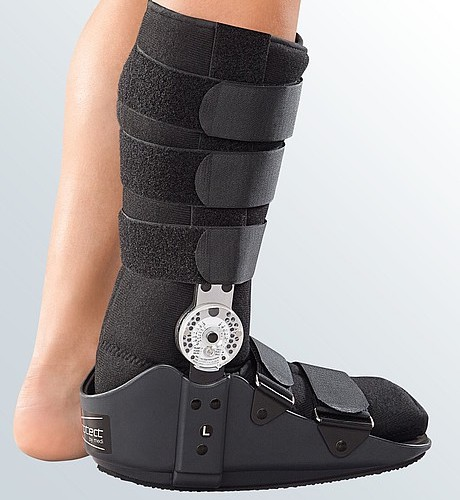 The benefits of wearing a Moon Boot