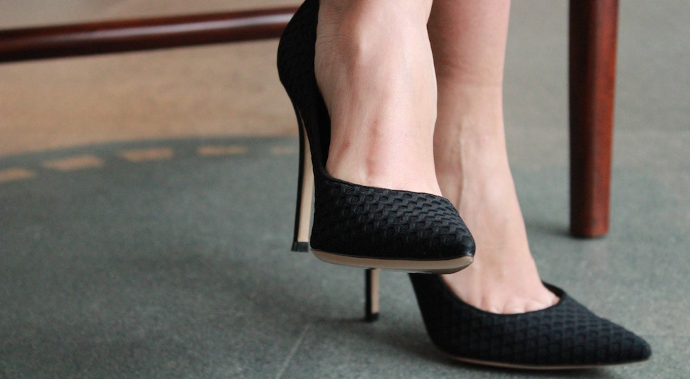 How your occupation could be damaging your feet